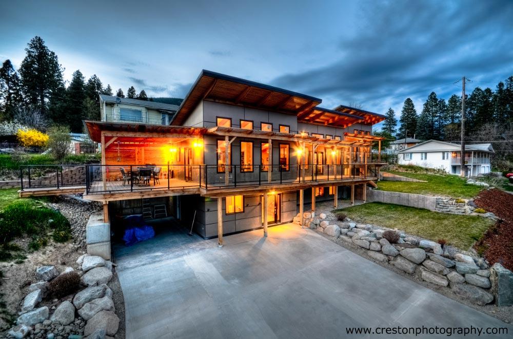 Modern Luxury In Creston Bc Creston Valley Bc Canada