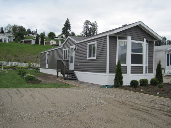 New Mobile Home With View Creston Bc Private Home And